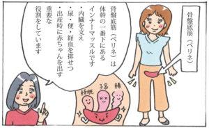 骨盤底筋群・ペリネの漫画