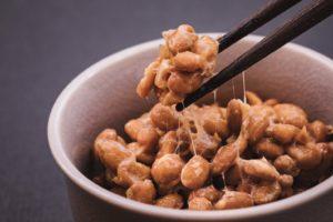 ビタミンKを多く含む食材の納豆