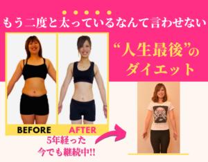 もう二度と太っているなんて言われないためには