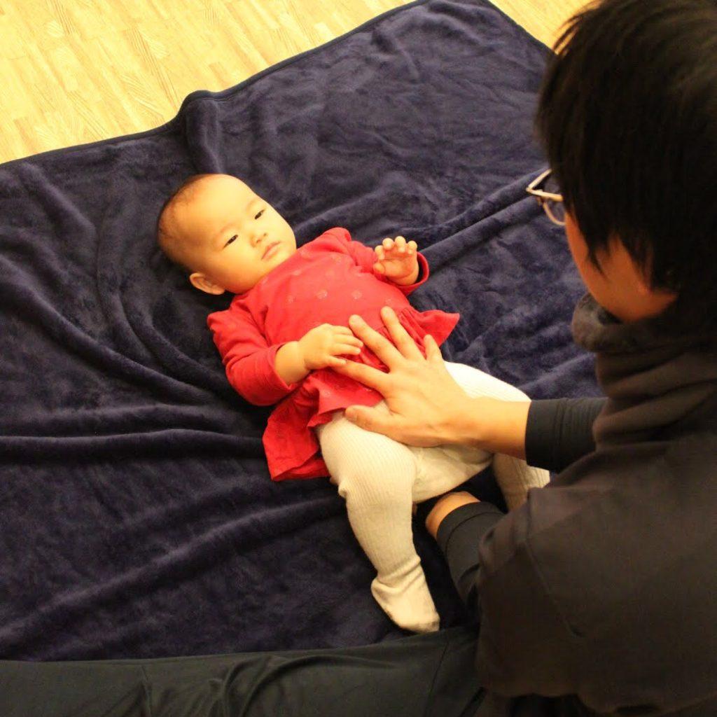 赤ちゃん整体2