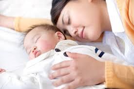 産後の抜け毛休息イメージ