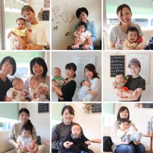 ママの笑顔1