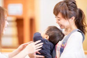 吹田市 産後骨盤矯正 託児 赤ちゃん連れ歓迎